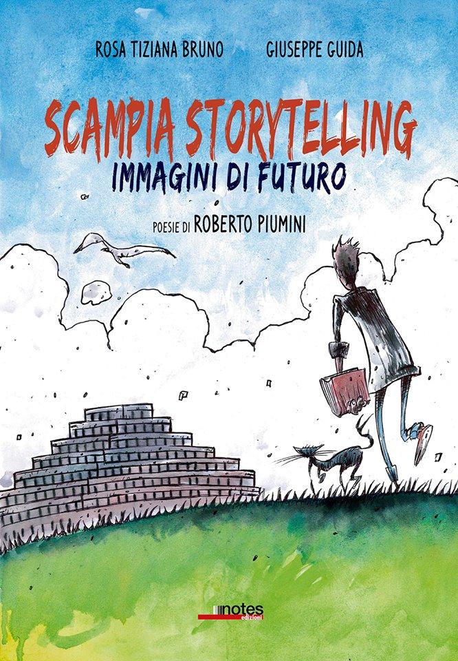 la copertina di Scampia Storytelling