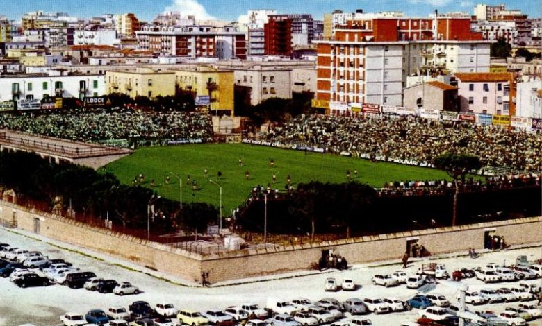 Photo of Foggia, stadio Pino Zaccheria: 95 anni di onorata carriera