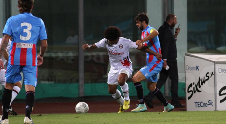Catania Foggia, 0 a 0 allo stadio Massimino