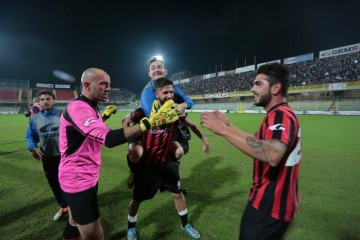 Foggia-Casertana 2-0