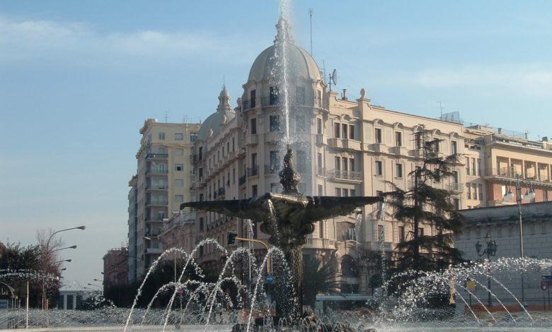 Rete idrica di Foggia, al via i lavori