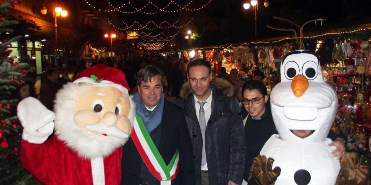 L'inaugurazione dei mercatini di Natale (2)