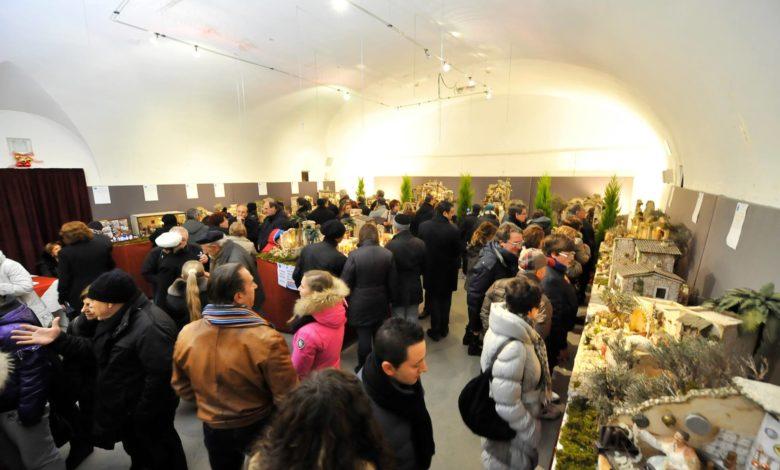 Inaugurata a Foggia la 10a Mostra di Arte Presepiale