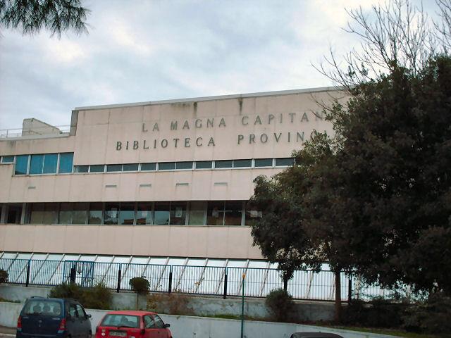 La Biblioteca Provinciale di Foggia
