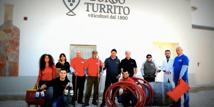 """La """"squadra"""" di Borgo Turrito"""