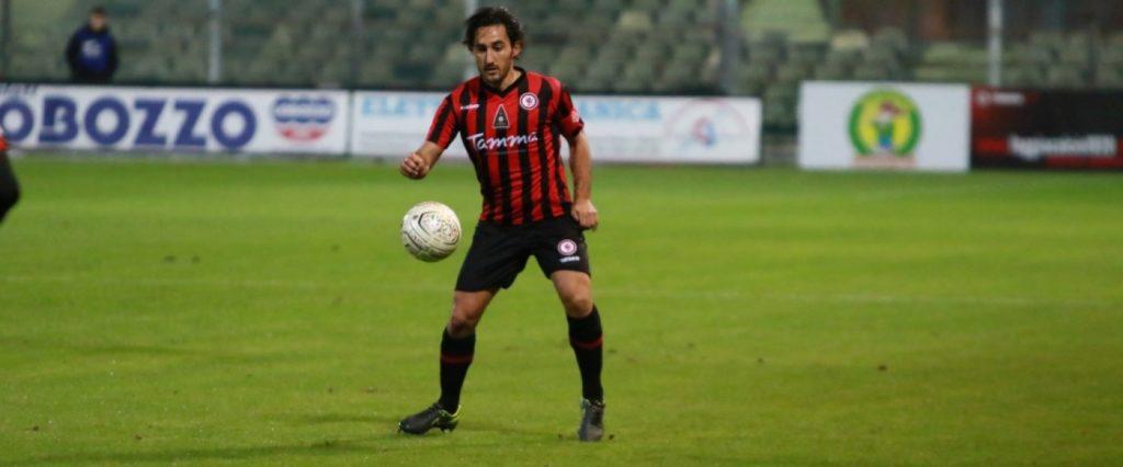 L'intervista a Cristian Agnelli, capitano del Foggia Calcio