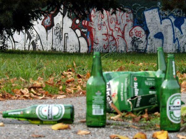 Scatta il divieto di bere in strada a Foggia
