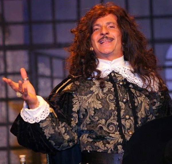 Carlo Buccirosso al Teatro del Fuoco di Foggia