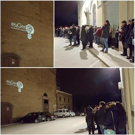 L'inaugurazione di euGenio Creative Coworking a Lucera