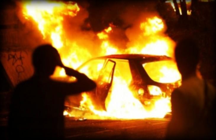 Incendi auto a San Severo e Ordona