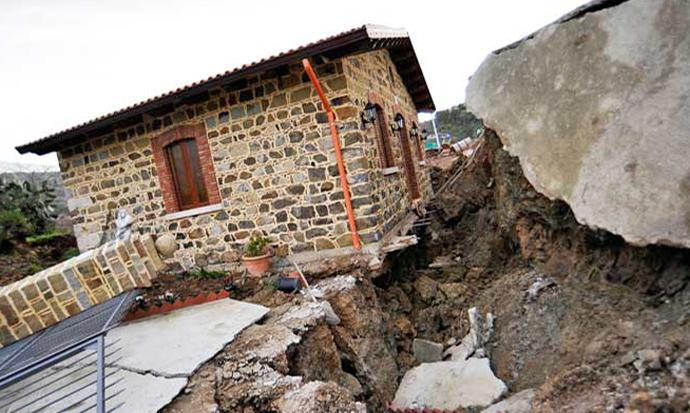 ll rischio idrogeologico in Puglia