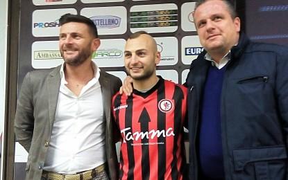 Pietro Arcidiacono nuovo acquisto del Foggia Calcio