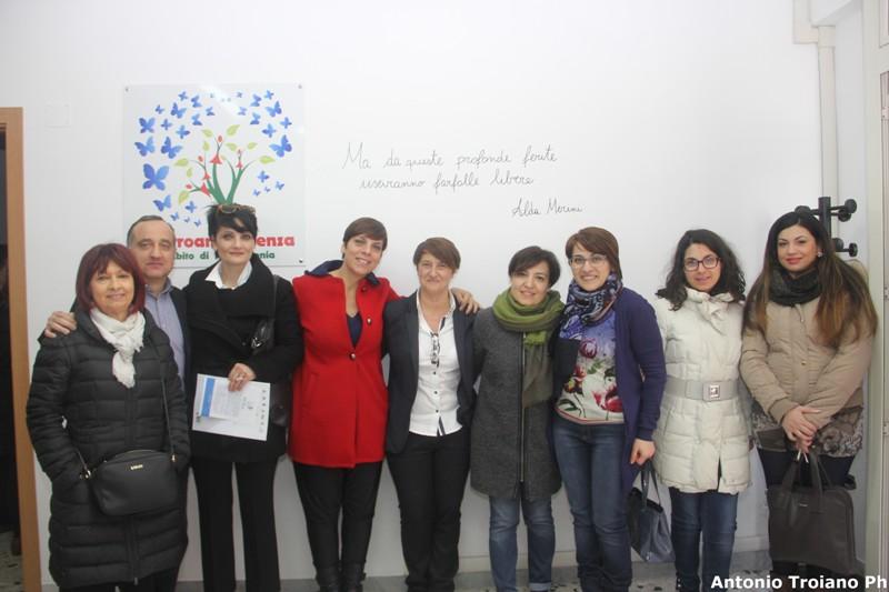 Manfredonia, inaugurato centro contro violenza donne