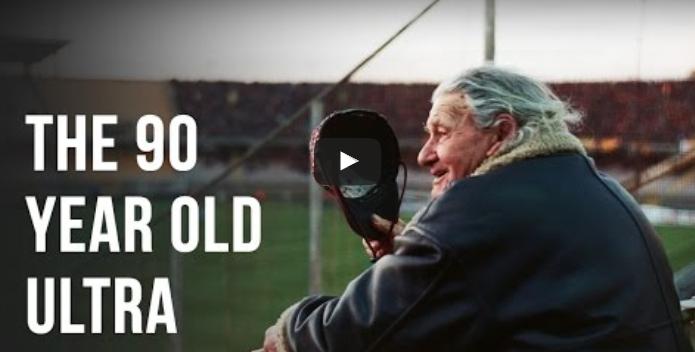 Il video dedicato a Nonno Ciccio, storico tifoso del Foggia