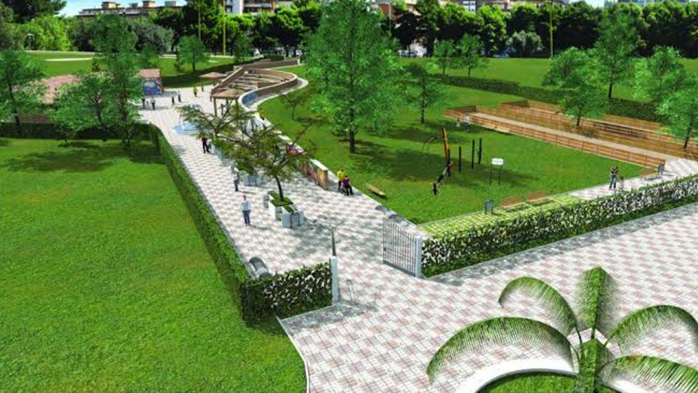 Parco San Felice, firmato il contratto per i lavori di riqualificazione