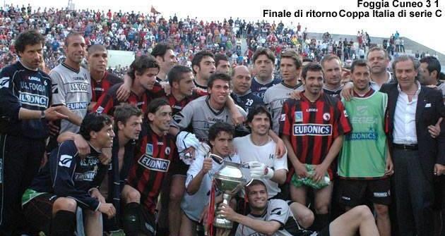 Coppa Italia Lega Pro: trionfo Foggia, il Cittadella s'inchina