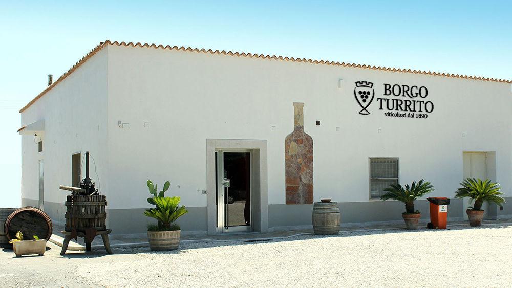 borgo turrito borgo incoronata foggia vino nero di troia