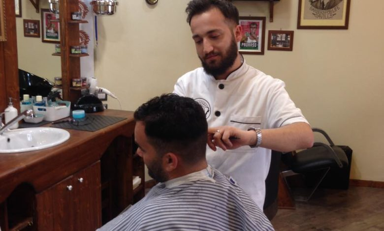 Barbiere Foggia: Hair Chic Baber Shop, Antonio Cardone