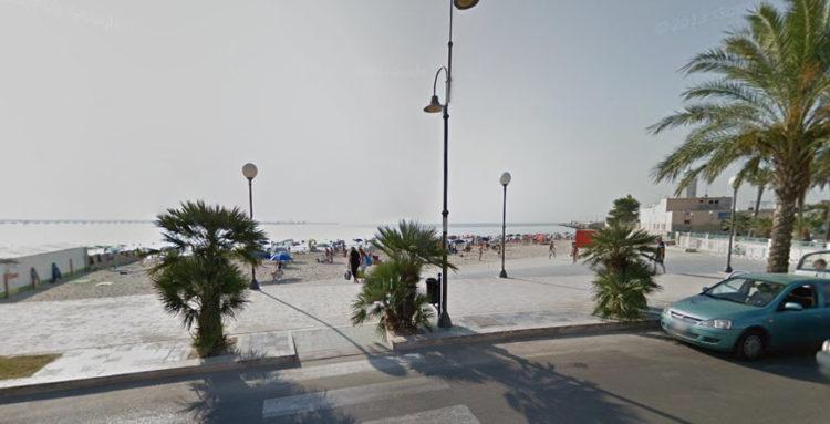 Ritrovato cadavere sulla spiaggia di Manfredonia