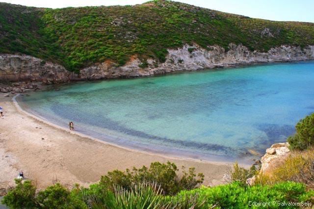 spiaggia cala lunga peschici più belle spiagge gargano