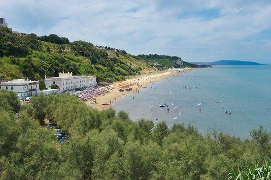 Spiaggia ponente rodi garganico spiagge gargano più belle