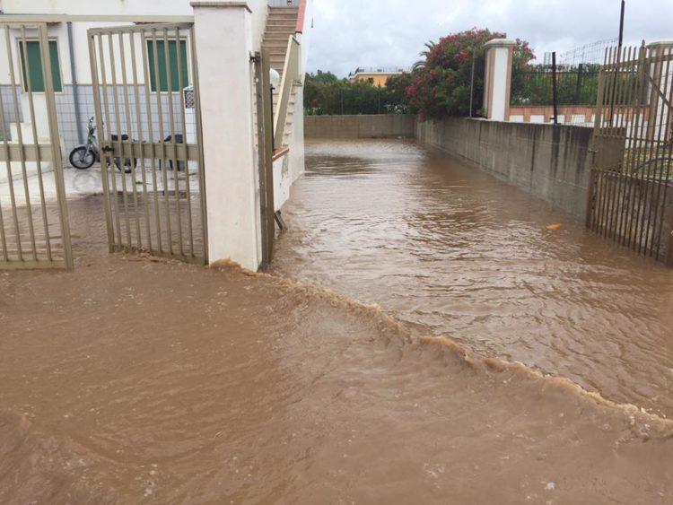 Maltempo sul Gargano, 200 turisti evacuati da tre camping