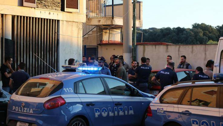 Killer in un bar di Foggia. un morto e un ferito