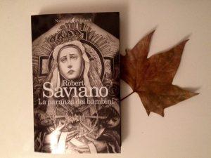 """""""La paranza dei bambini"""", ultimo libro di Roberto Saviano"""