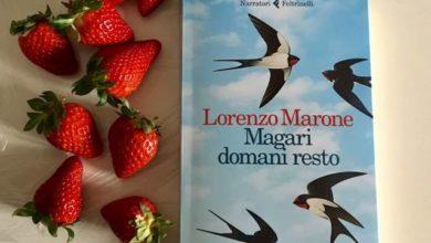 """Photo of Book Reporter #5: Lorenzo Marone e la sua forza di tirare avanti che ci fa dire """"Magari domani resto"""""""