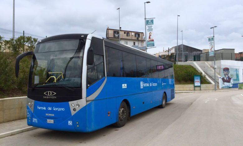 Bus Ferrovie del Gargano