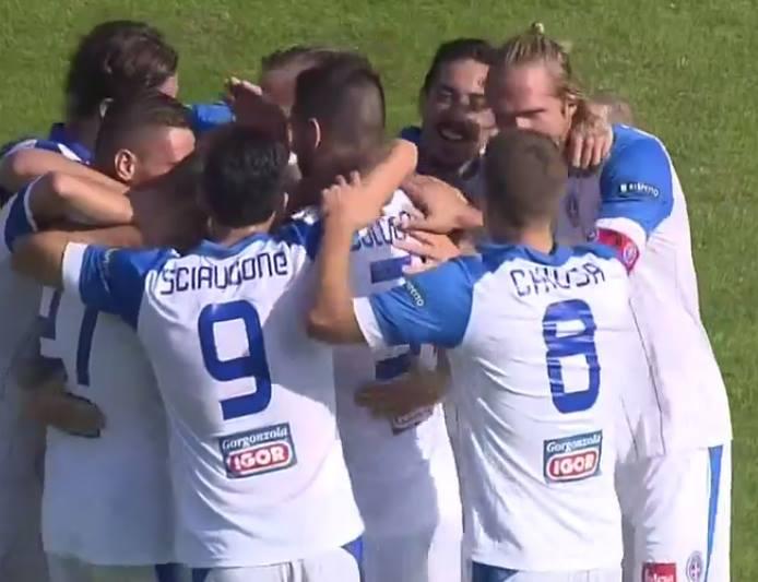 Serie B: Tra Foggia e Novara esce il pareggio