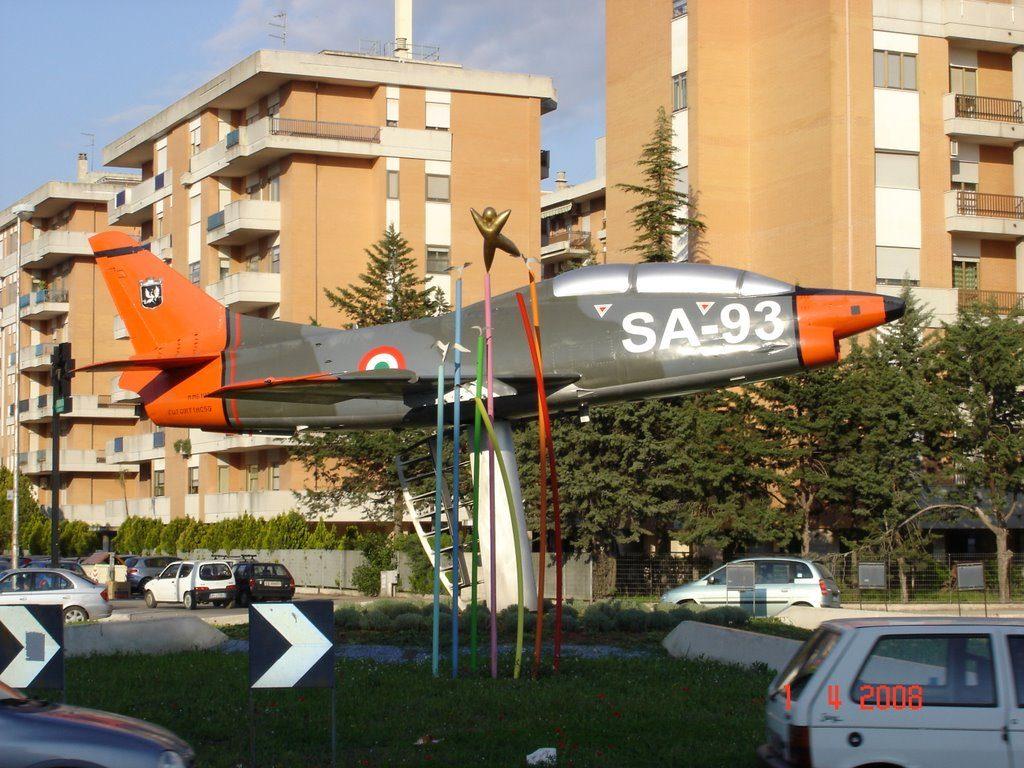 Monumento all'aviatore