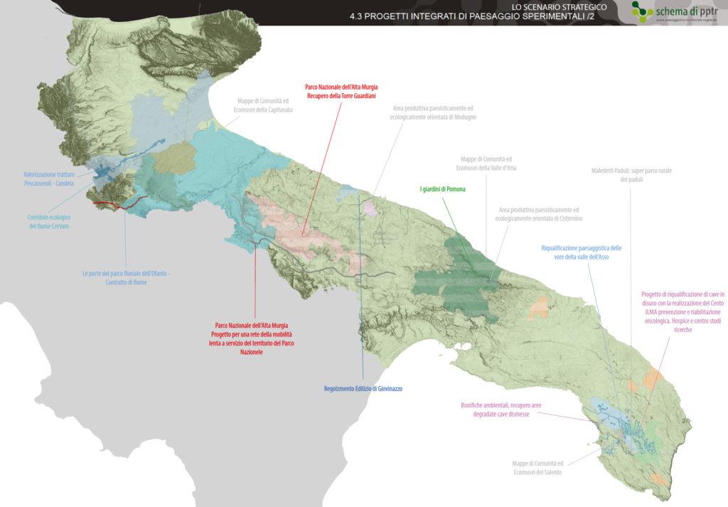 Paesaggi della Puglia