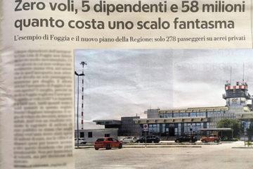 Articolo de La Repubblica Bari