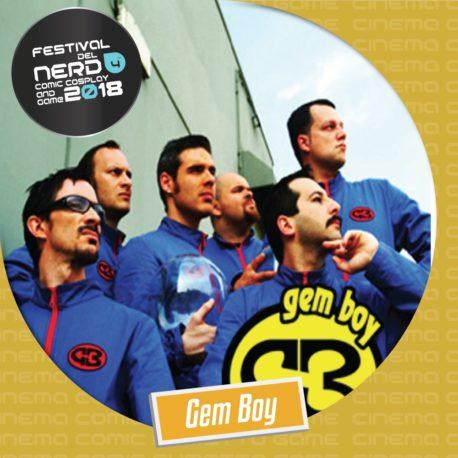 Gem Boy Ospiti Festival Del Nerd 2018 458x458