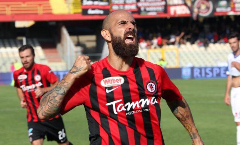 Risultato finale Foggia-Salernitana