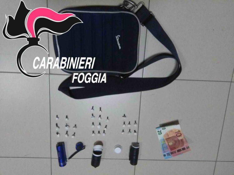 arresti carabinieri cerignola ascoli