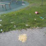 La Disastrosa Situazione Dell'area Fitness Di Pantanella