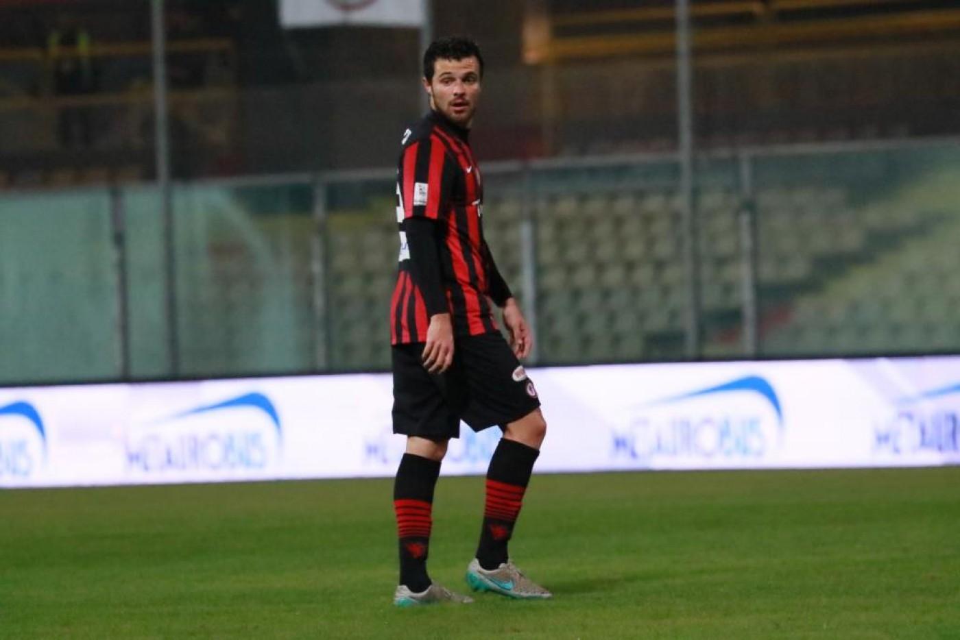 Davide Agazzi Foto Credits Foggia Calcio