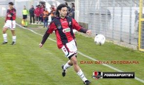 Roberto De Zerbi nel Foggia Calcio