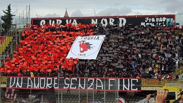 Foggia Calcio Ritiro Ronzone
