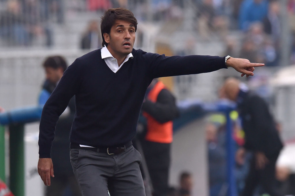 Novara Calcio V Fc Pro Vercelli Serie B