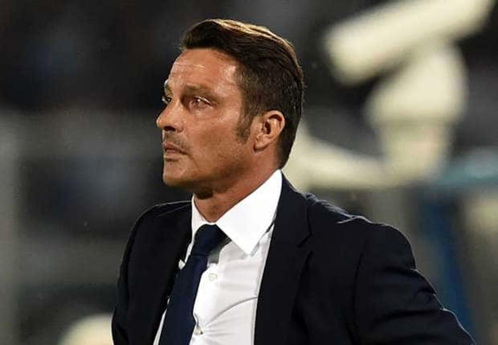 Massimo Oddo Nuovo Allenatore Foggia Calcio