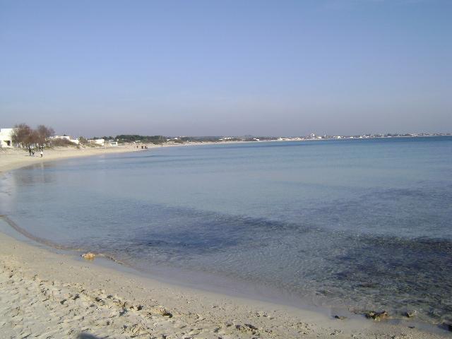 Torre Lapillo Spiaggia