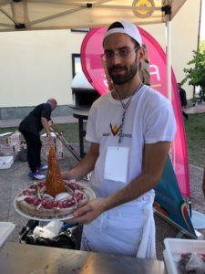 Alfredo Russo Vince Il Campionato Nazionale Di Pizza Italiana