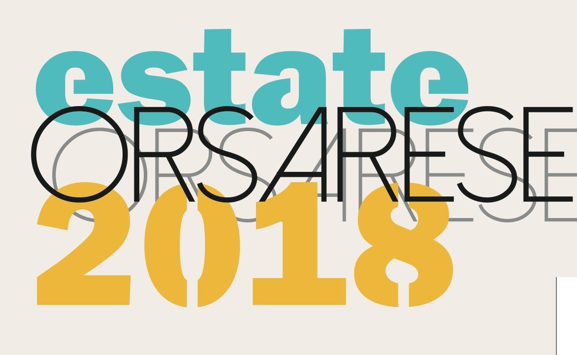 Estate Orsarese 2018
