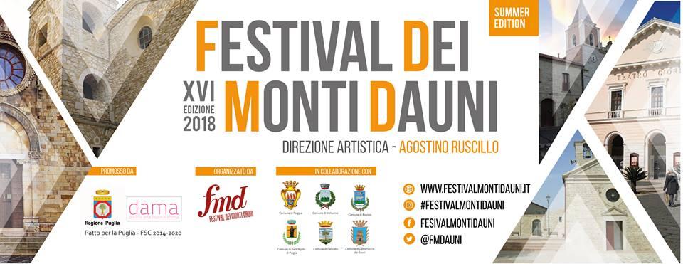 Festival Monti Dauni 2018