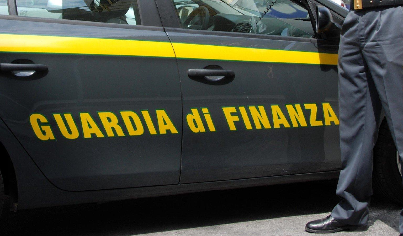 La Guardia di Finanza Apricena