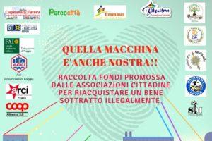 I Risultati Dell'iniziativa #quellamacchinaèanchenostra