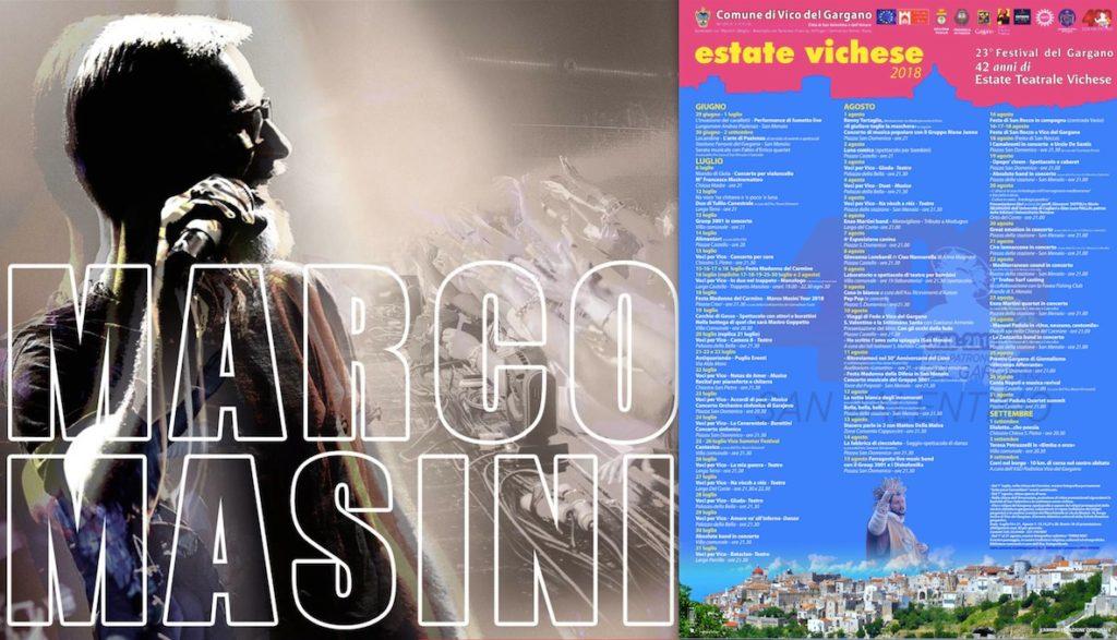Marco Masini A Vico